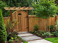 Seattle Fencing - Custom Gates and Trellis